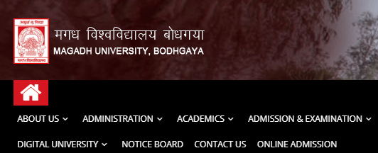 Magadh University time table
